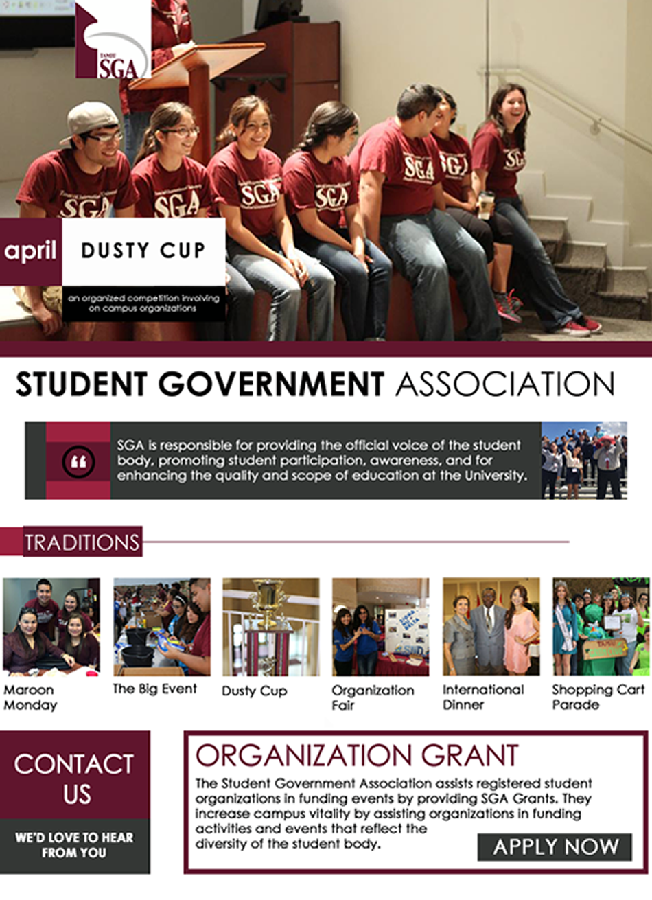 SGA Links and Resources