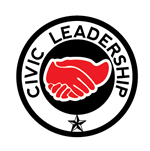 Civic Leadership Dimension Emblem