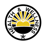 Health and Welness Dimension Emblem