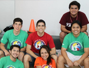 Association of International Students at TAMIU
